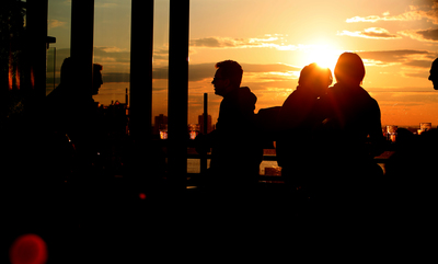 Desktop life of pix free stock photos city sunset people leeroy